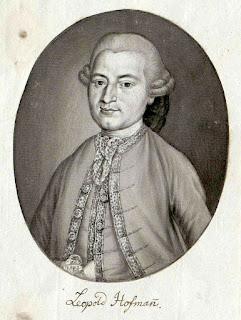 Leopold Hoffman (1738-1793).