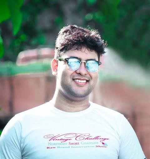 The extraordinary journey of an Simple man Pranab Kr Nath