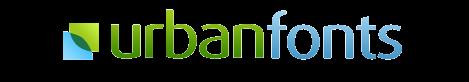 download font gratis di urban fonts