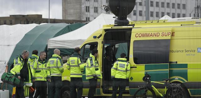 Μεγάλη Βρετανία: 563 θάνατοι μέσα σε ένα 24ωρο