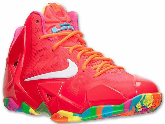 91d2e9f08 Nike LeBron 11 GS