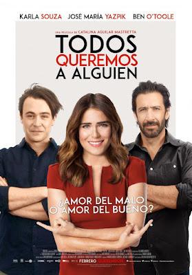 Todos Queremos A Alguien 2017 DVD R4 NTSC Latino