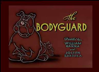 Tom And Jerry Cartoon | The Bodyguard Video Show Episodes