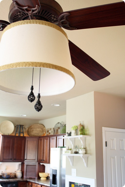 DIY Upper and Lower Cabinet Lighting from Thrifty Decor Chick