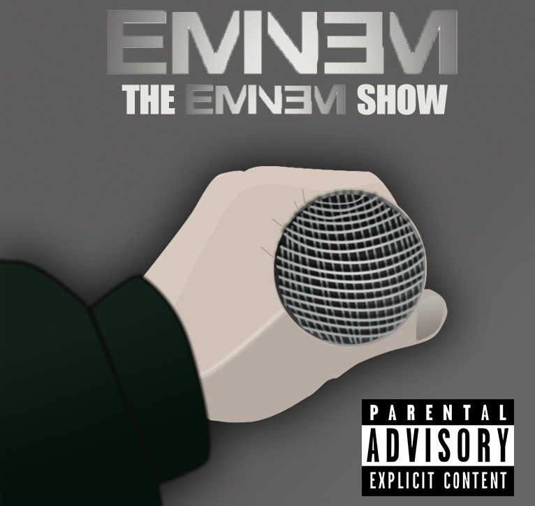EagleCreative AC: The Eminem Show (Album Cover) #1