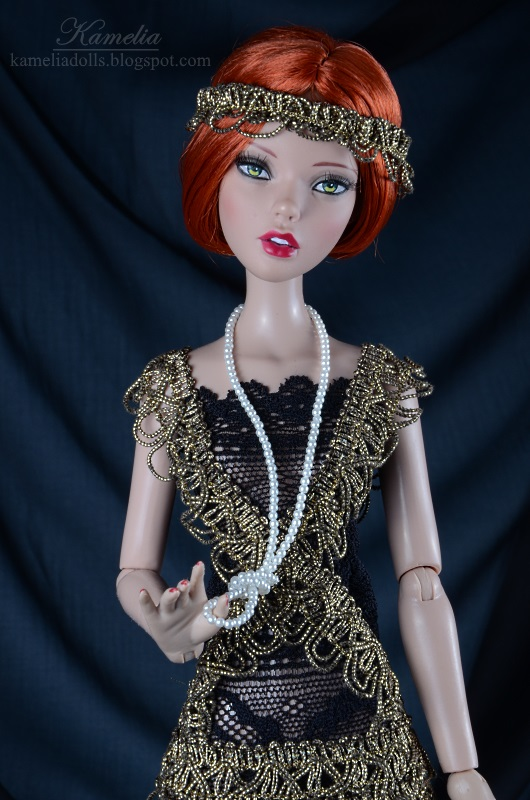 '20s dress for doll