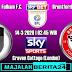 Prediksi Fulham vs Brentford — 14 Maret 2020