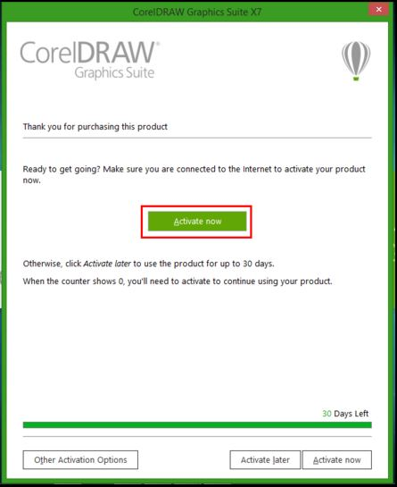 QR Code - CorelDRAW X7 - CorelDRAW Graphics Suite X7