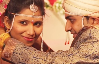 Traditional Maharashtra Wedding I Srishail & Shailaja
