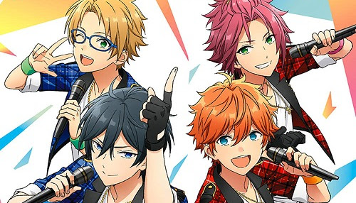 Yumenosaki Dream Stars - Stars' Ensemble! [Single]『Ensemble Stars! Opening Theme』