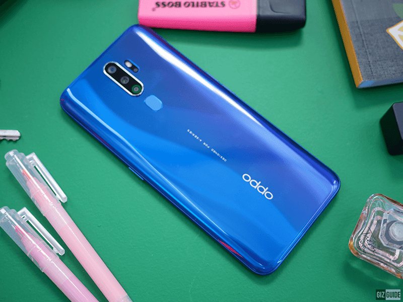 Why OPPO A9 2020 is the stylish quad-camera phone with extra strong battery life?