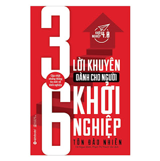36 Lời Khuyên Dành Cho Người Khởi Nghiệp (Tái Bản 2017) ebook PDF-EPUB-AWZ3-PRC-MOBI