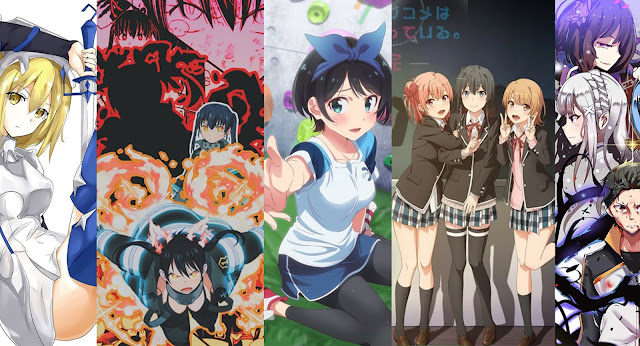 Recomended anime For Summer season 2020
