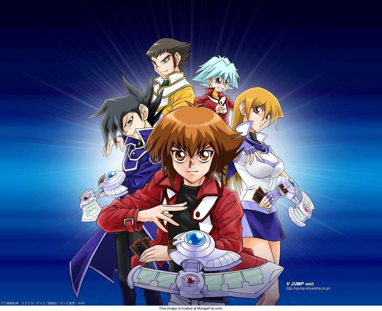 Ver Yu-Gi-Oh! GX Online