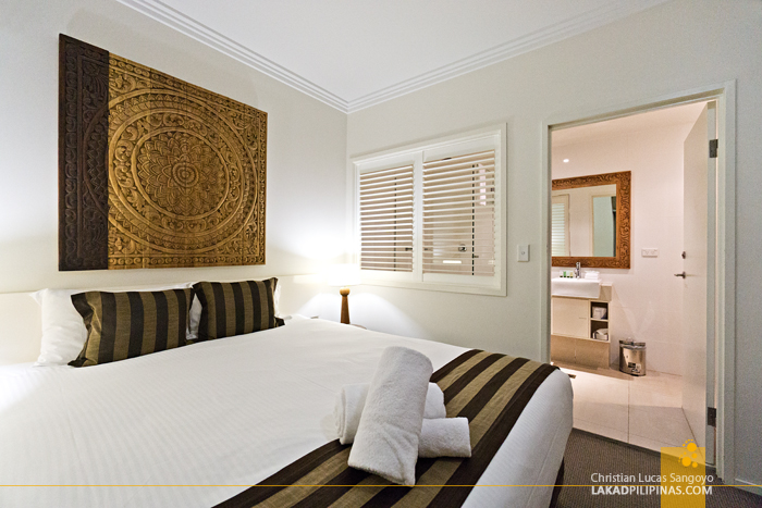 Byron Bay Hotel & Apartments Australia King Room