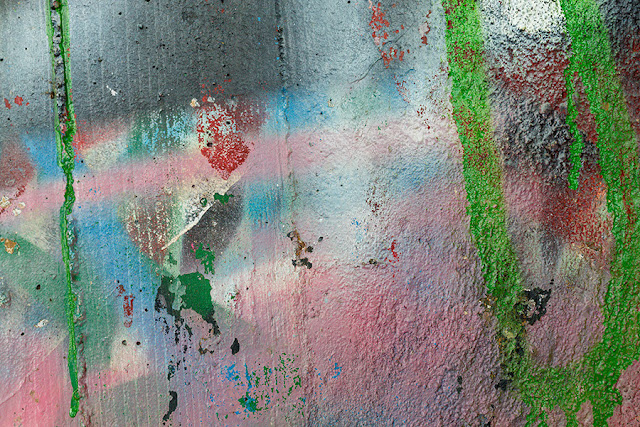 Old Weathered Painted Concrete Texture V5 Free Image