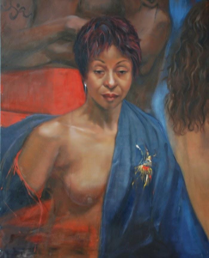 Фигура человека. Janet A. Cook