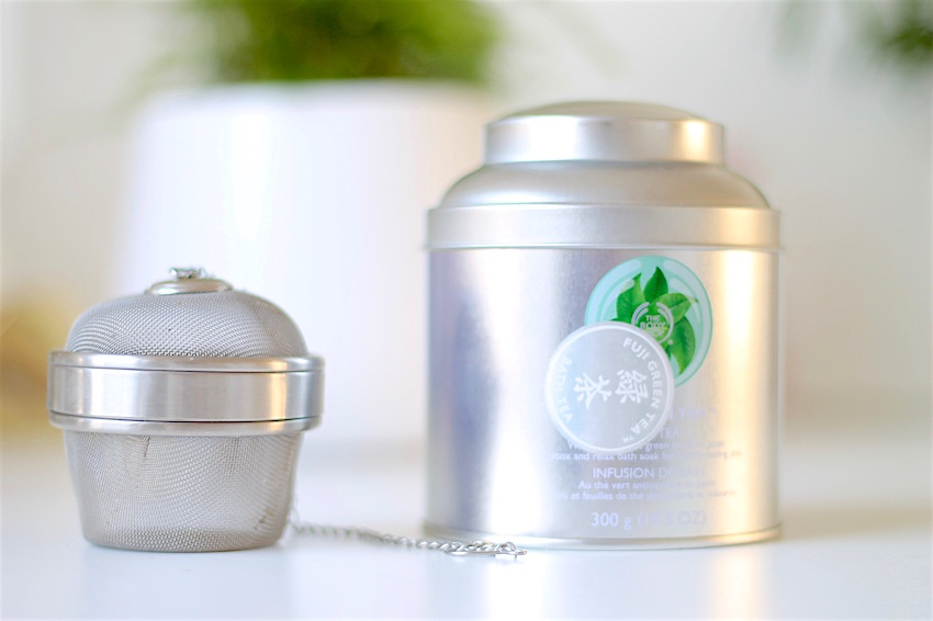 The Body Shop Fuji Green Tea Bath