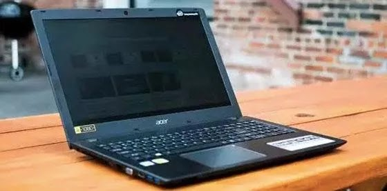 Laptop Acer Core i5 RAM 4GB