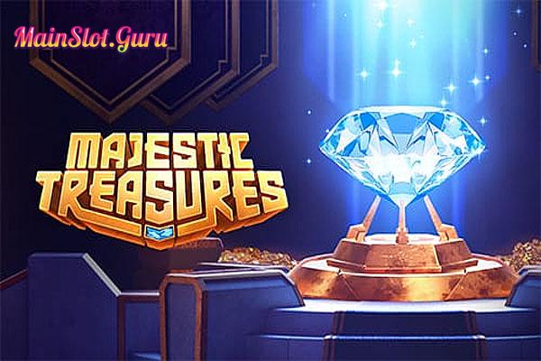 Main Gratis Slot Demo Majestic Treasures PG Soft