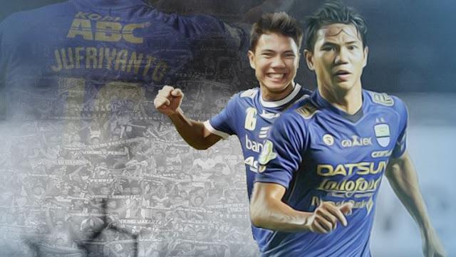 Jupe meninggalkan Persib Bandung