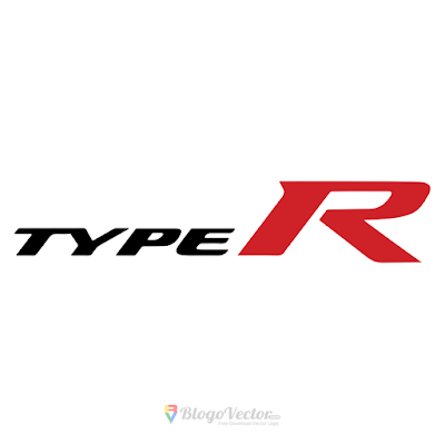 Honda Type R Logo Vector