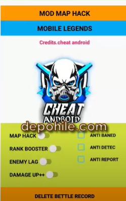 Mobile Legends Grant Mod Map Hilesi, Rank Artırma Apk 2021