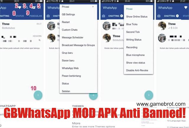 Download GBWhatsApp APK 9.62