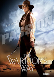 The Warrior's Way Poster