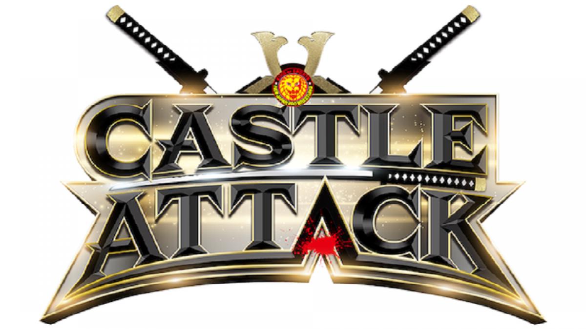 NJPW anuncia evento Castle Attack em duas noites