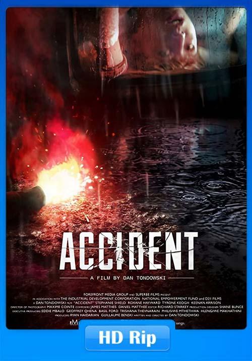 Accident 2017 BRRip 120MB HEVC x265 Poster