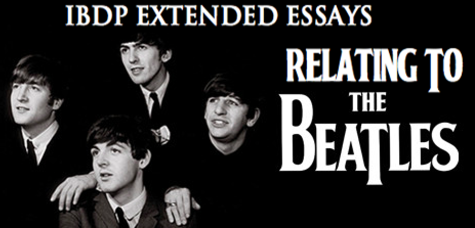 How the beatles changed music essay