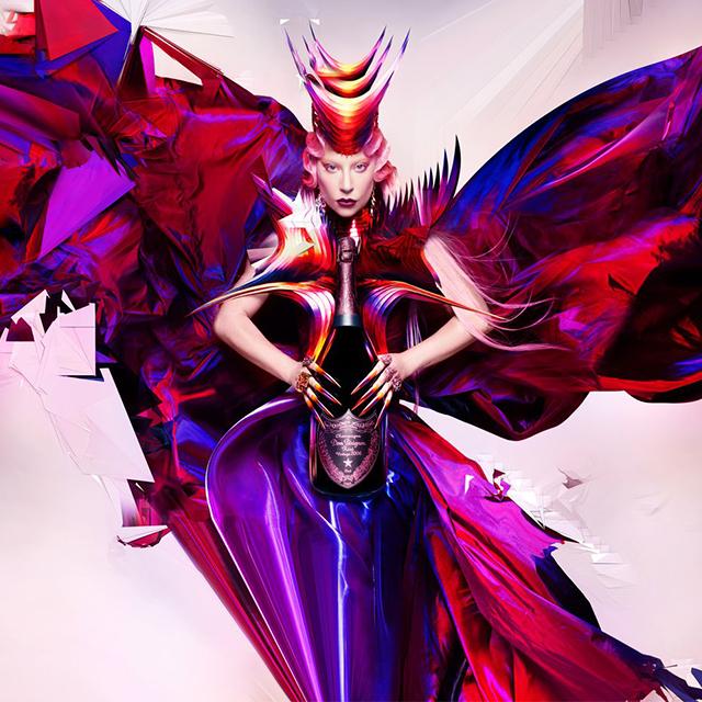 Lady Gaga x Dom Pérignon: ''The Queendom''