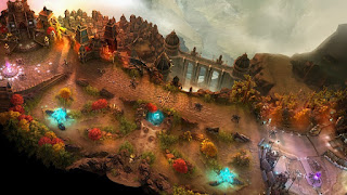 game, android, ios, dotA, Heroes of order and chaos, vainglory
