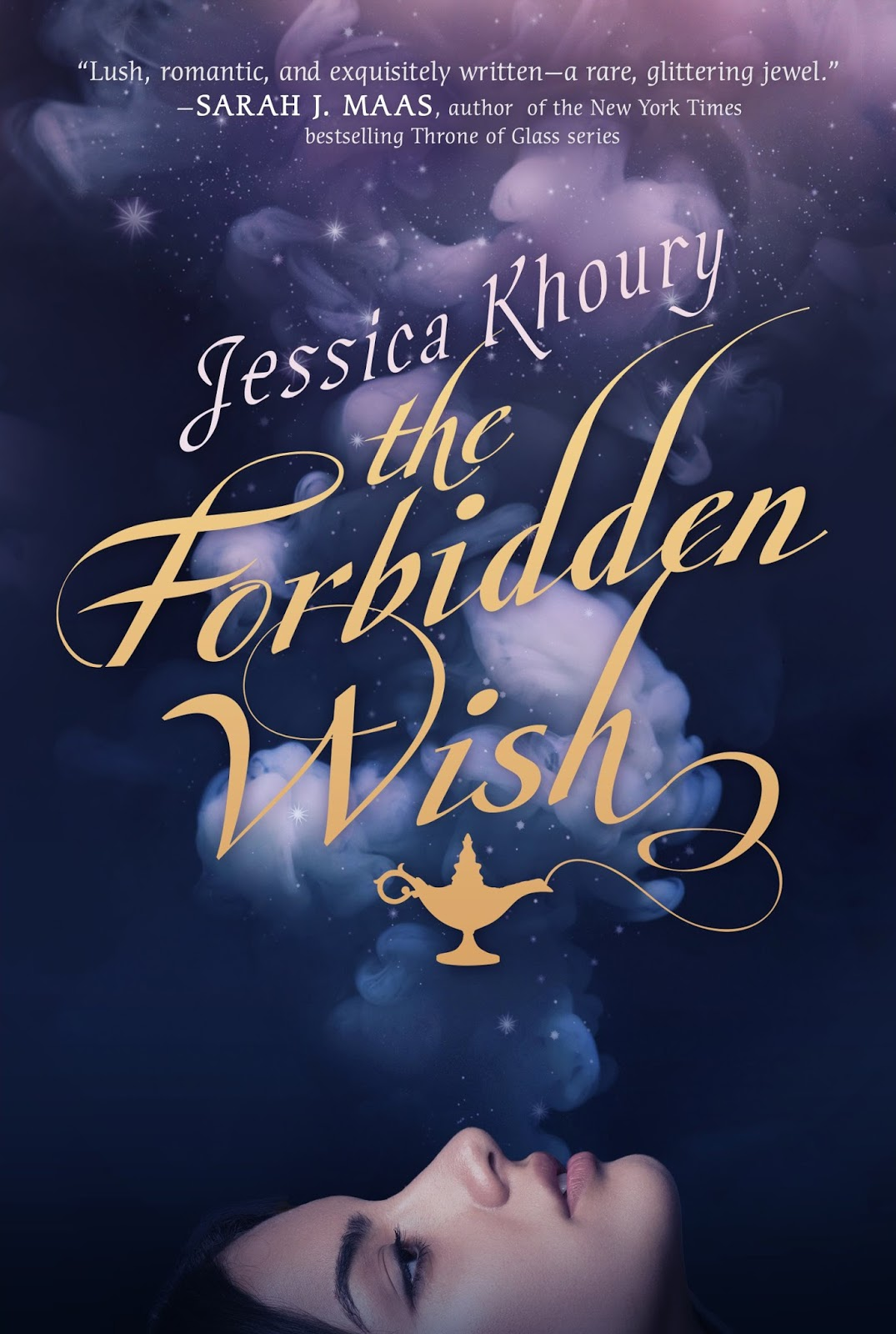 The Forbidden Wish Jessica Khoury
