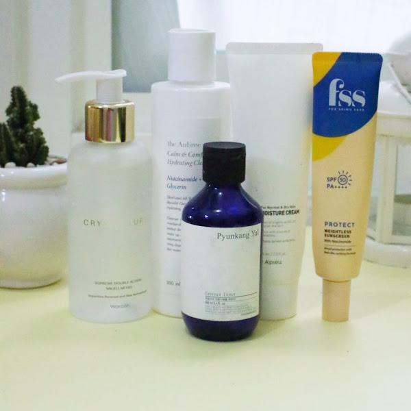 Tahapan Skincare Untuk Pemula Kulit Kering