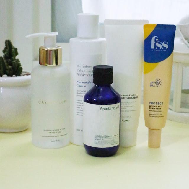 4 tahapan skincare untuk pemula kulit kering