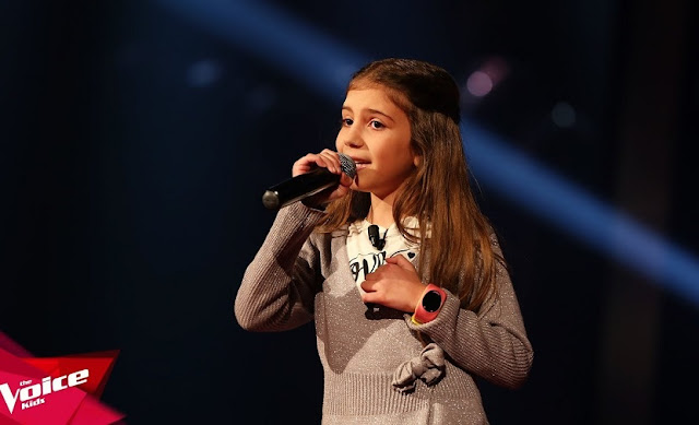 Ana Kodra11-year-old Albanian Ana Kodra accepted to compete at UK's Got Talent