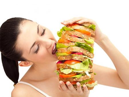 Những lý do khiến phụ nữ dễ béo hơn nam giới-2