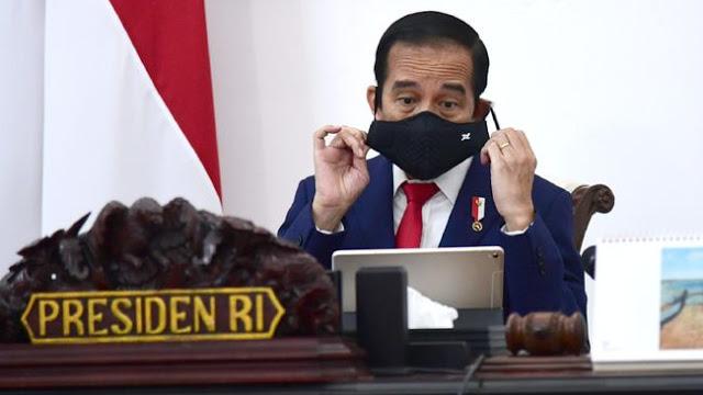 Jokowi Minta Kasus Penyerangan Ulama Sebelum Syekh Ali Jaber Diusut Lagi