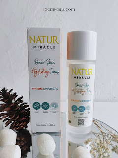 Natur Miracle Renew Skin Hydrating Toner Review