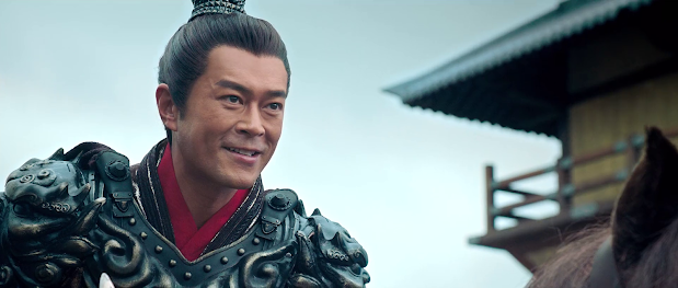 Download Dynasty Warriors Movie English audio scene 1