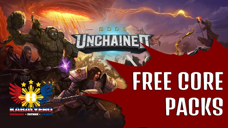 Tutorial + Complete = FREE CORE PACKS - Gods Unchained Gameplay (NFT Game / Play To Earn)