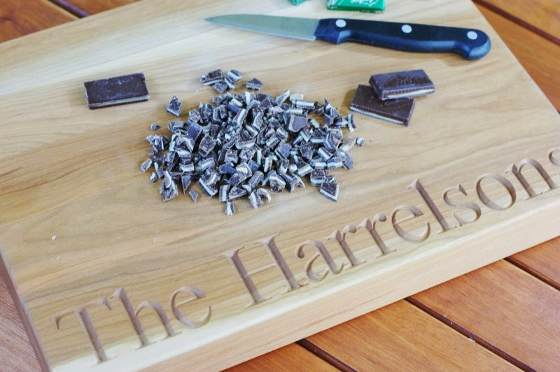CherryBLOX Personalized Chopping Board