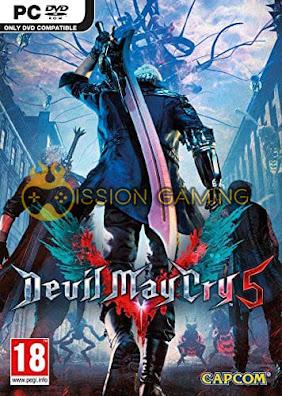 تحميل لعبة Devil May Cry 5
