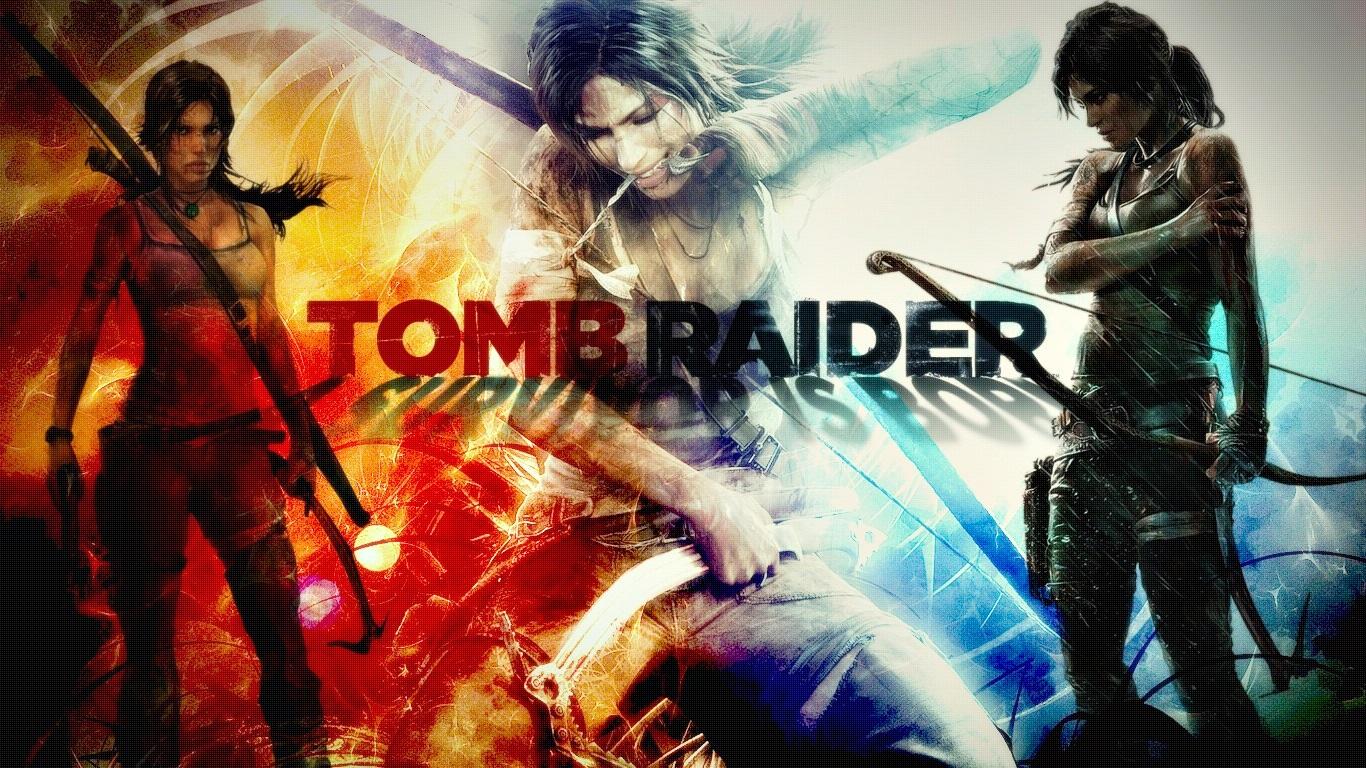 PFS Edições: Tema Tomb Raider