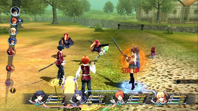 Download Game The Legend of Heroes Trails of Cold Steel PC