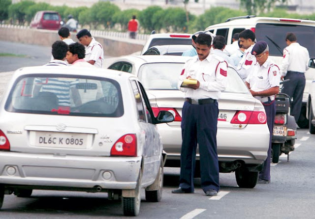 New Challan Rates in Chandigarh & India