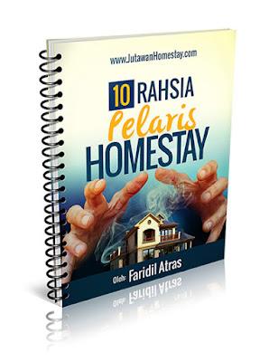 10 Rahsia Pelaris Homestay