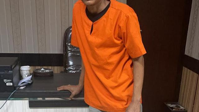 Beruha Kabur, Burunon Tahanan Narkoba Polresta Pekanbaru Ditembak